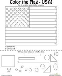 Small Picture United States of America Flag Coloring Page Worksheets Flags