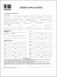 Business Forms Templates Simple Customer Form Template New Customer Account Application Form Te New