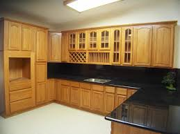 Horizontal Kitchen Wall Cabinets Attractive Refrigerator Or White Microwave On Stylish U Shaped