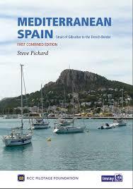 Imray Charts Mediterranean Imray Mediterranean Spain Gibraltar To The French Border