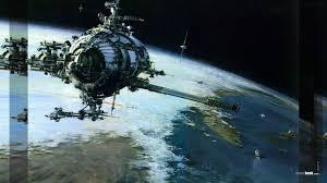 sci fi art