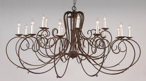 chandelier astounding wrought iron chandeliers large in candle plan 12