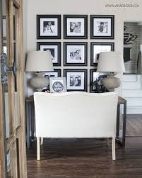 dining room home office. Black And White Photo Gallery Wall. To Make A Home Office In The Dining Room