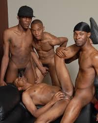 Gay ebony orgy pics
