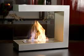 Cozy Portable Fireplace Ideas For The Modern ...