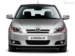 Toyota Corolla IX (E120, E130) Facelift Runx 1.5 AT 4WD ...