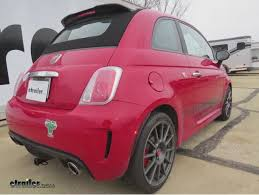 trailer hitch installation 2013 fiat 500 curt video etrailer com
