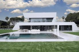 famous architectural houses. Perfect Houses Modern Famous Architecture House And Home World Of Amazing Sotogrande By A  Cero Architects Inside Architectural Houses M