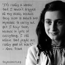 Ideal Anne Frank Quotes And Sayings Golfian Inspiration Anne Frank Quotes