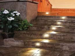 stair lighting ideas. Outdoor Stair Lighting Ideas T