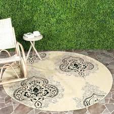 indoor outdoor rugs round indoor outdoor rugs round indoor outdoor rugs awesome courtyard cream indoor outdoor rugs