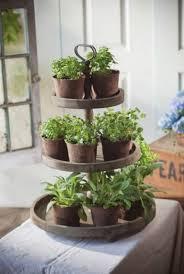 Tiers Herb Gardens