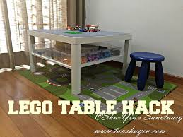 i ve been wanting to build a lego table for my kids since forever i googled and was so inspired when i saw this wonderful idea here and here