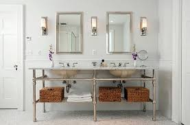 Modern Bathroom Wall Sconce Decor Custom Decorating