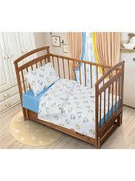 Tatkraft LAMMY <b>Комплект детского постельного белья</b> из 100 ...
