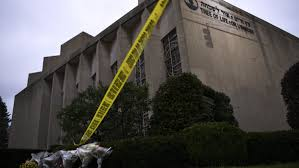 A Gunman Opened Fire In A Pittsburgh Synagogue On Saturday Leaving 11 People Dead And Six Others Injured Creditcredit Brendan Smialowski Agence France Presse Getty Images