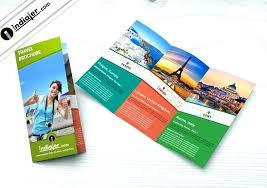Brochure Design For Travel Agency Brochure Design Ideas For Travel