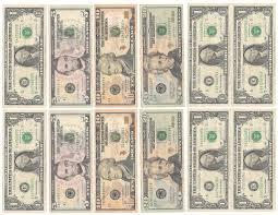 Free Money Templates Extraordinary Print Play Money Free Printable Play Money Free Printable Fun