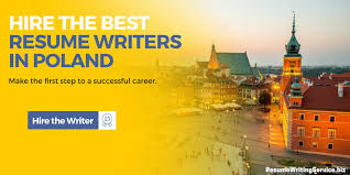 Hire An Experienced Resume Writer In Poland