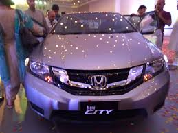 Honda Officially Launches The City 2017 In Pakistan