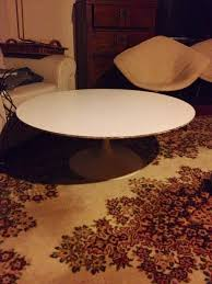 how to refinish a saarinen table