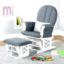 rocking chair with ottoman mesmerizing nursery chair with ottoman nursery rocking chair brilliant best glider rockers