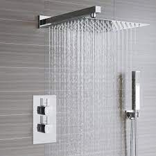 in wall shower mixer instructions for