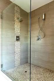 accent tile in shower glass mosaic tiles regarding idea 15