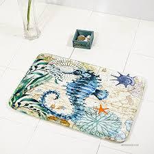 linggt anti slip bath rug anti slip mold anti slip flannel rug absorbent