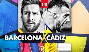 FC Barcelona vs Cádiz EN VIVO DirecTV Sports ONLINE: ver LaLiga gratis EN  DIRECTO