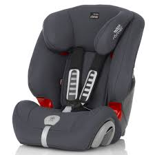 <b>Britax Roemer автокресло Evolva</b> Plus Storm Grey (Группа 1/2/3 ...