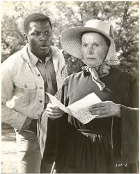 「Sidney Poitier  'Lilies of the Field.'」の画像検索結果
