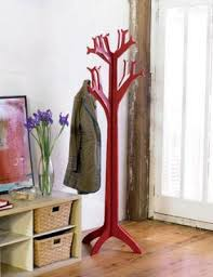 How To Make A Coat Rack Tree How to Make a Coat Tree Cut the clutter and personalize your doorway 63