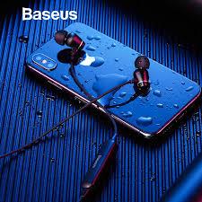 <b>Baseus</b> B11 <b>Wireless</b> Bluetooth V4.1 Earphone <b>Magnet</b> Hands Free ...