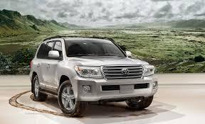 2015 Toyota Land Cruiser | CarsFeatured.com