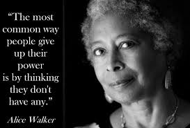"passage analysis ""in search of our mothers gardens"" alice walker"