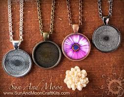 1 5 inch circle diy pendant kit make cute photo pendants with 1 5 inch circle pendant trays