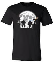 Retro Tv Online Tmnt Rooftop T Shirt 80s Retro Tv Mens Funny T Shirts