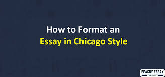 How to Format an Essay in Chicago Style - Complete Guide for Students