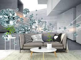 Faszination geschwindigkeit, design und individualität. 3d Tapete Fur Wand Schone Hochwertige 3d Fototapeten