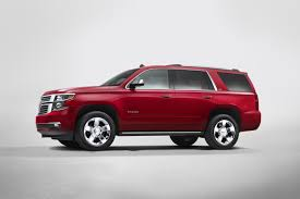 2007 Tahoe Towing Capacity Chart Towing Capacity 7 Suvs From 2016 That Can Tow The Most