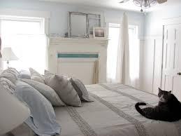 Country Beach Style Bedroom Decor Idea. Uncategorized:Beach House Master Bedroom  Decorating Ideas Shabby