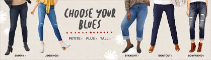 Vigold Jeans Size Chart Jeans For Women Shop All Womens Jeans Jcpenney