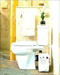 upflush toilet system