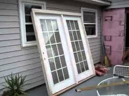exterior french door installation instructions. installing french doors - before and after not a \ exterior door installation instructions m