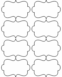 Tags For Gifts Templates Blank Christmas Shapes Templates Bing Images Patterns Gift