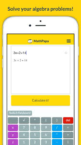 is a algebra solver app works on the web and device math equation calculator with steps