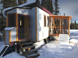 Small Picture A tiny house for sale on one level built to handle arctic cold to