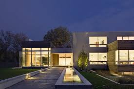modern lighting design houses. Enhancing House Exterior Design With Unique Architectural Features Modern Lighting Houses