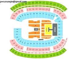 Arrowhead Stadium Seating Chart With Rows 17 Unmistakable Kenny Chesney Arrowhead Seating Chart 2019